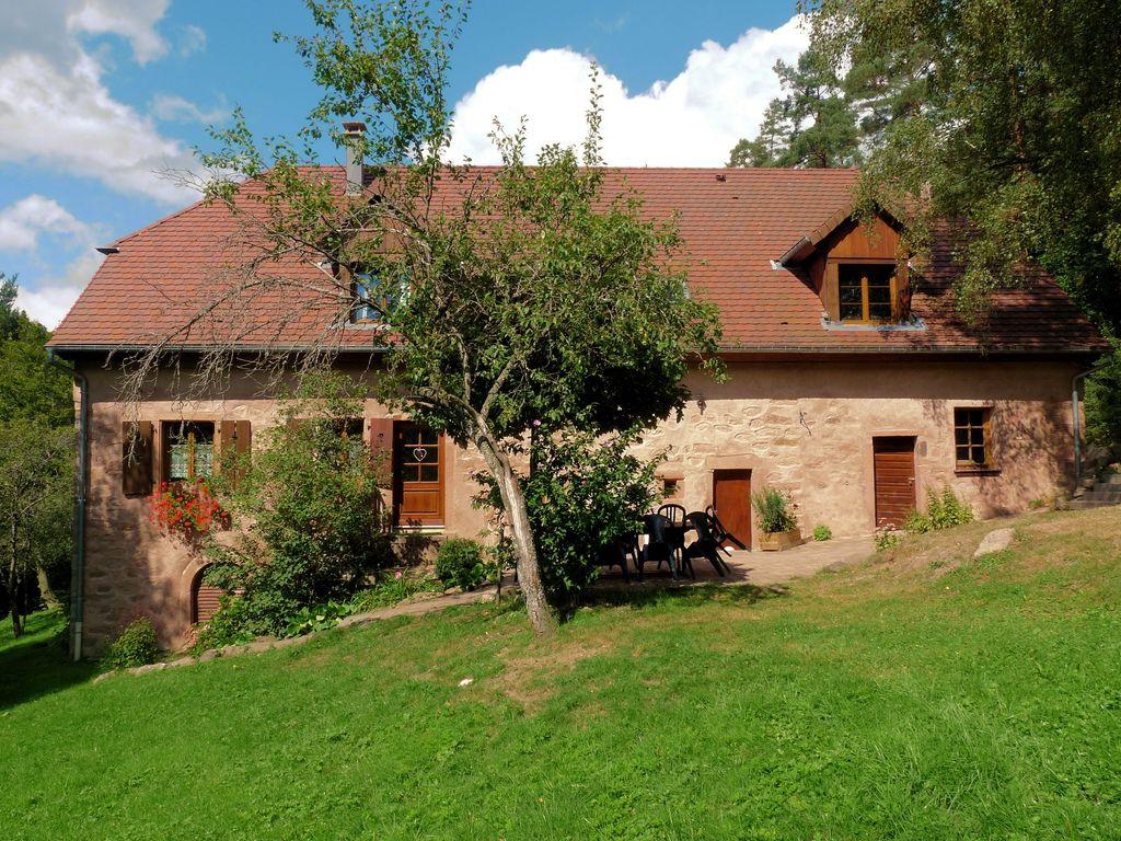 Gite en alsace et chambres d 39 h tes la ferme en location - Chambre d hote strasbourg et environs ...