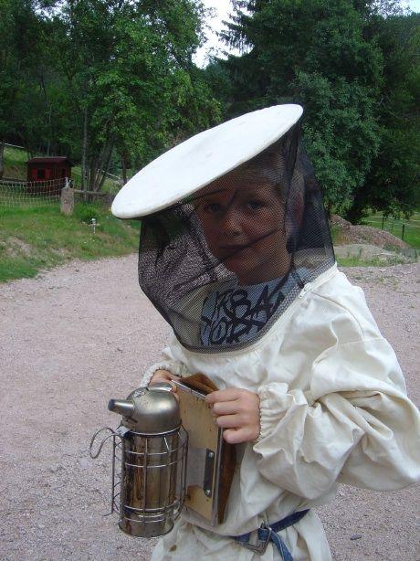 Elian apiculteur