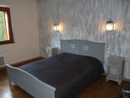 chalet alsace chambre grand lit