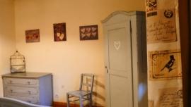 chalet alsace chambre rezde chaussée