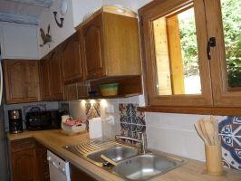 Le Chalet & seine Küche - |