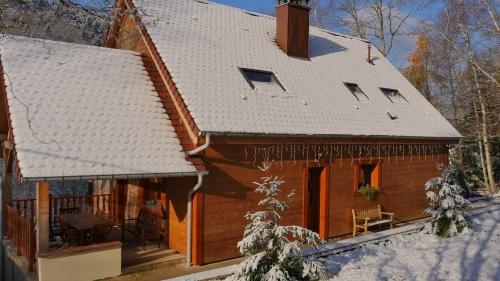 chalet neige2