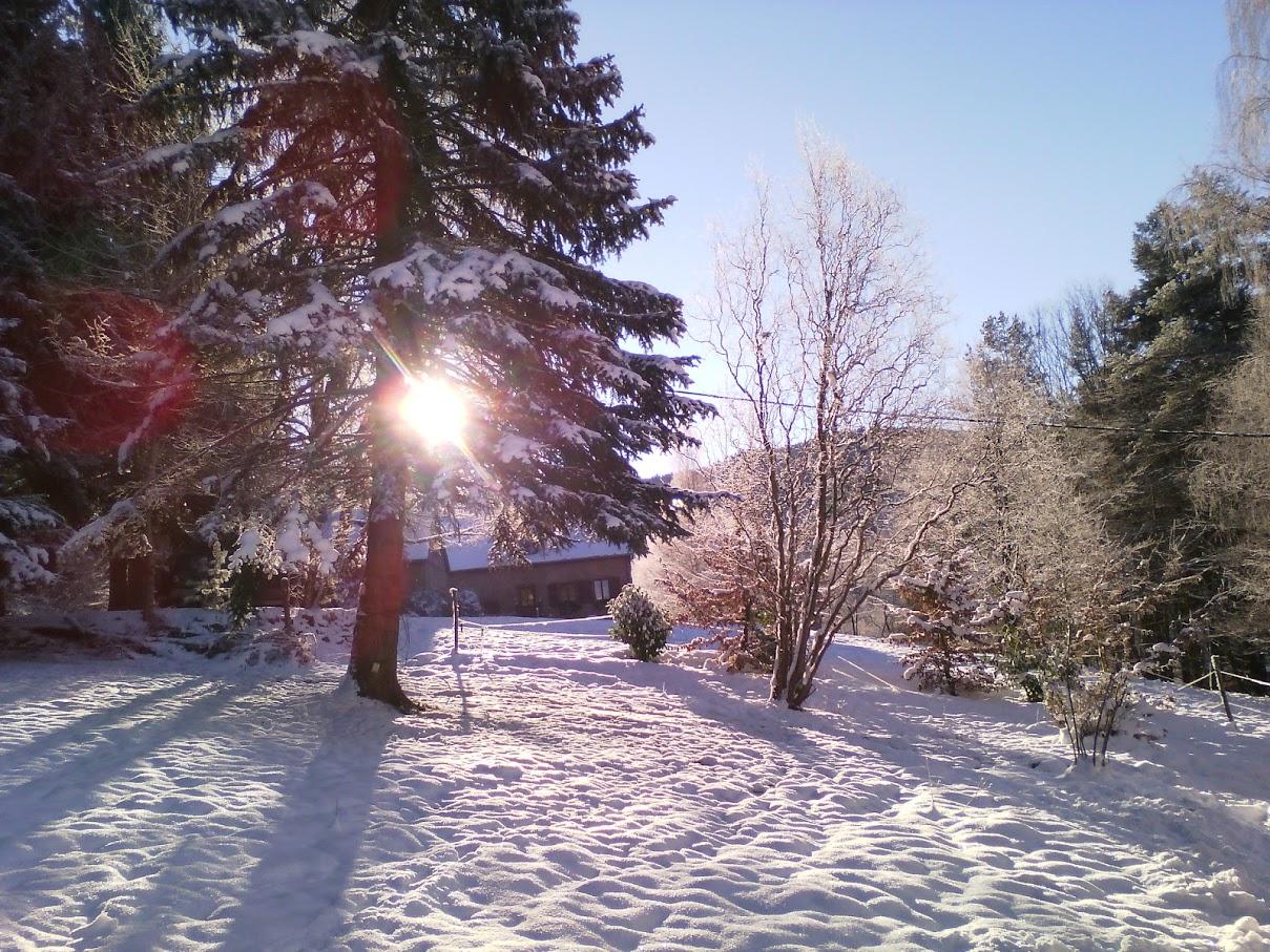 gite neige