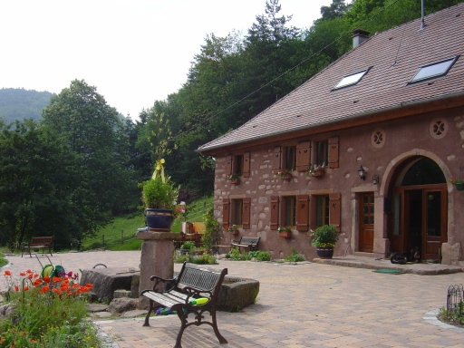 Chambre DHote En Alsace La Ferme De La Fontaine Sjour Nature